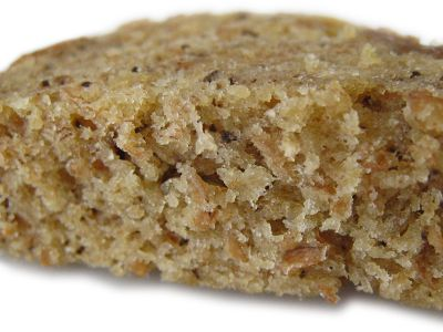 KIBIYAベーカリー--イチジクと紅茶のパウンドケーキ。