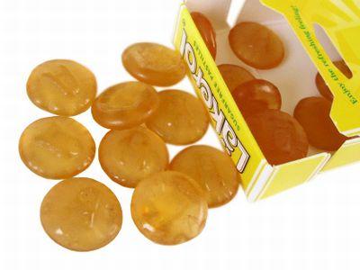 Lakerol(レイクロール)--オリジナル・カシス・レモン。