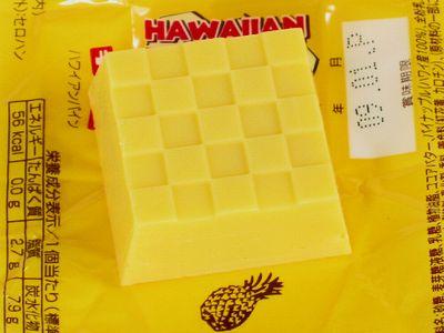 チロルチョコ--ハワイアンパイン。