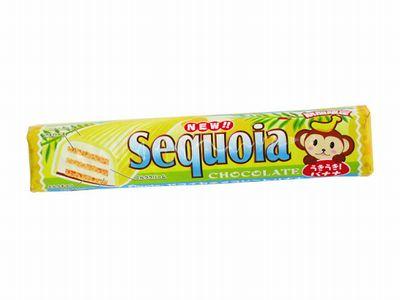 フルタ--セコイヤチョコレート バナナ。