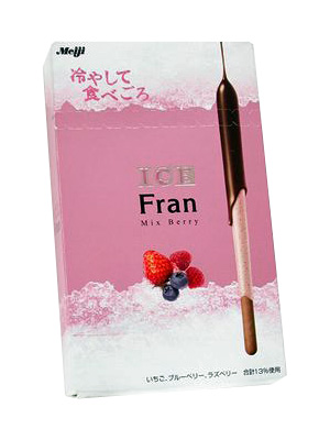 Meiji--ICE Fran Mix Berry。
