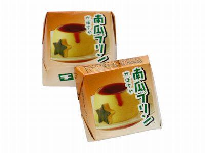 チロルチョコ--芋栗なんきん(かぼちゃプリン)。