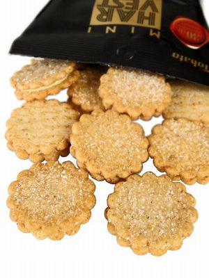 東ハト--ハーベスト ミニ ウェルメイド 4種のチーズ。