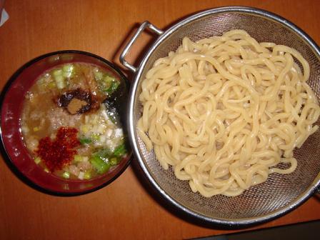 六厘舎辛味噌つけ麺