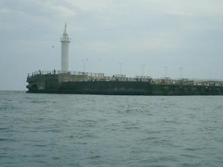 SUP 江ノ島 灯台