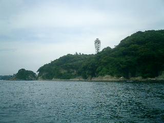 SUP 江ノ島 西浜 沖