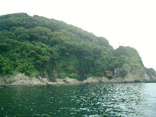 SUP 江ノ島 西浜 沖2