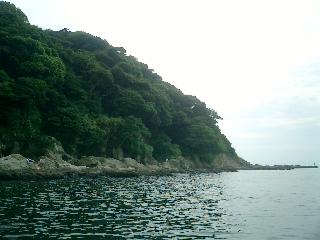SUP 江ノ島 西浜 沖3