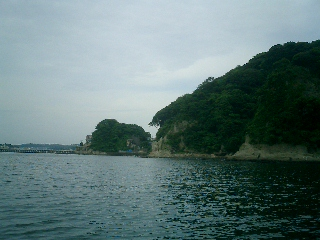 SUP 江ノ島 西浜 沖7