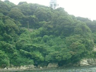 SUP 江ノ島 西浜 沖5
