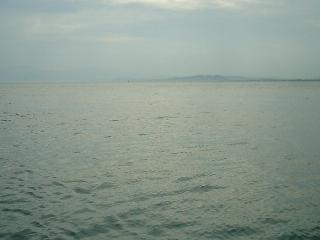 SUP 江ノ島 西浜 沖6