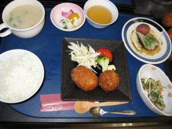 1029 チーム☆食育さんのランチ