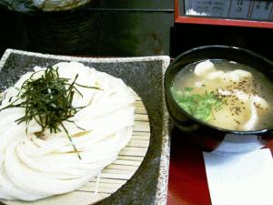 鳥塩つけ麺