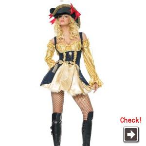 黄金の海賊