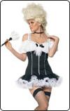 貴族 メイド ハロウィン衣装