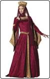 中世・ルネッサンス  ハロウィン衣装