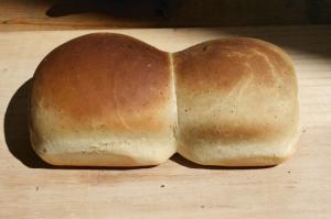 見事なパンができあがり♪
