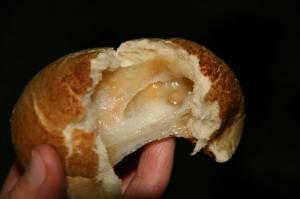 きなこもちパン