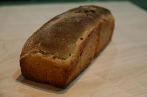 ゆず酵母パン♪