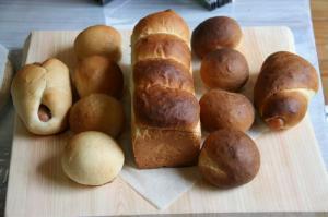 パンやさんみたい♪