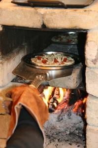 ちょいまる石窯ピザ