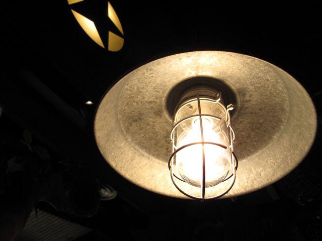 星空のランプ