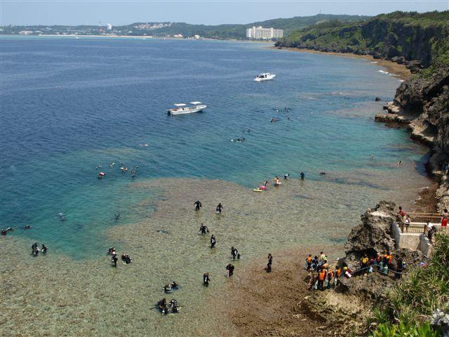 沖縄~真栄田岬~2