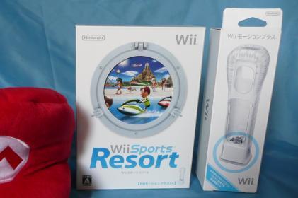 WiiSportsResort&モーション+