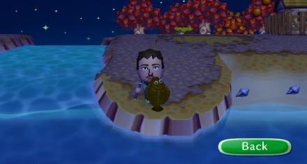 lcicleヒラメを釣った