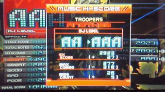 TROOPERS -BLACK ANOTHER-
