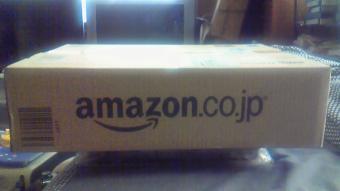 アマゾン箱