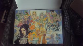 SaGa Series 20th Anniversary Original Soundtrack -PREMIUM BOX- 2