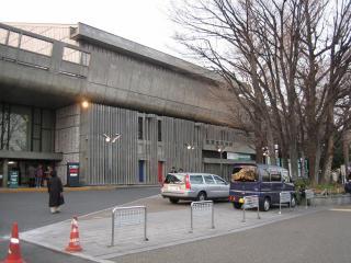 東京文化会館H20.1.16