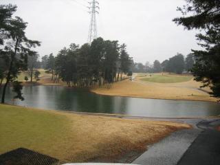 雨の水戸ゴルフクラブH20.1.23日