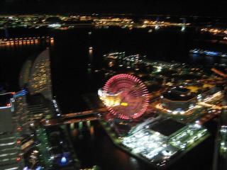 横浜の夜景1