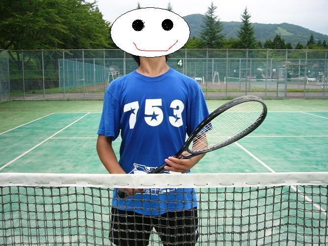 753でテニス!!