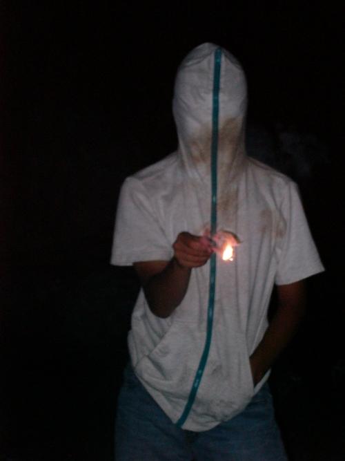 俺、花火、煙