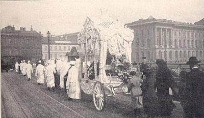 St. Petersberg 1900: The Funeral of a Child