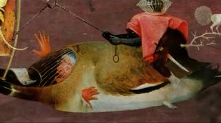 Buckethead×Hironymus Bosch
