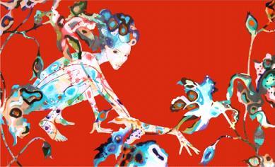 Bestiarium by Annabelle Jasmin Verhoye