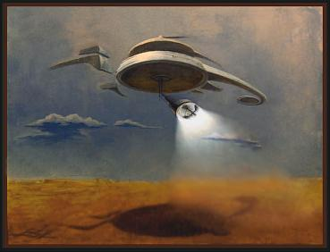 Ship 1 by Brin Levinson