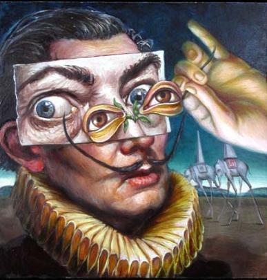 Dali by Carrie Ann Baade