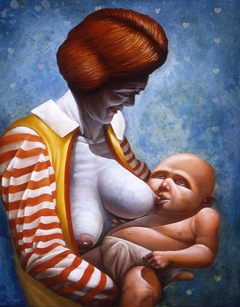 MCNIPPLE by Casey Weldon