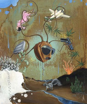 Wild Bill Cooper by Dan May