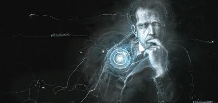 Niels Bohr by David Von Bassewitz