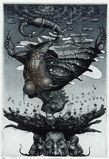 Ex Libris by Edward Penkov