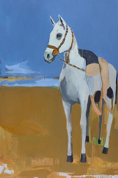George's Horse by Helen Verhoeven