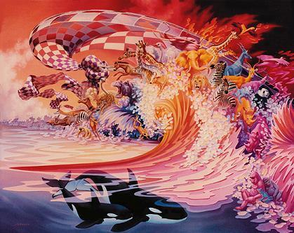 The Last Wave by Ilene Meyer