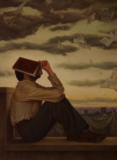 Dizziness by Iman Maleki