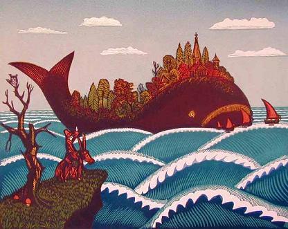 Рыба-Кит by Ivan Khokhlov